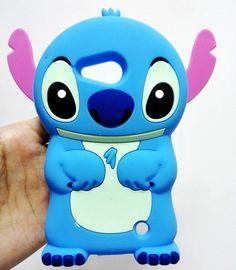 For Microsoft lumia 550 Case New Fashion Cute Cartoon 3D Stitch Silicon Back Cover Case For Microsoft Nokia lumia 550