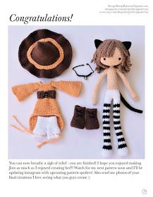 KUFER z artystycznym rękodziełem : Bajkowa lala ze wzorem darmowym My Photos, Congratulations, Crochet Hats, Teddy Bear, It Is Finished, Toys, Pattern, How To Make, Amigurumi