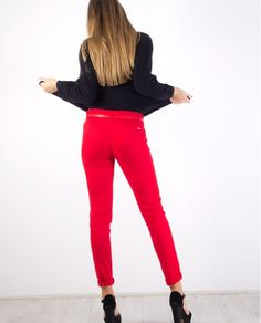 Fashion Outfits, Winter, Pants, Clothes, Winter Time, Trouser Pants, Outfits, Fashion Suits, Clothing