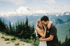 Sweet Washington mountain proposal