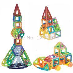 ==> consumer reviews84PCS Mini Magnetic Construction Building Blocks Set Model