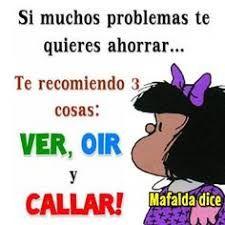 Resultado de imagen para mafalda hazme caso mientras te ignoro Spanish Quotes, Decir No, Love Quotes, Sayings, Memes, Google, Anime, Amor, Funny Quotes