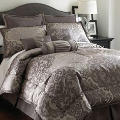 Richmond 7-pc. Comforter Set & Accessories - jcpenney