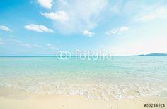 Photo: 沖縄のビーチ