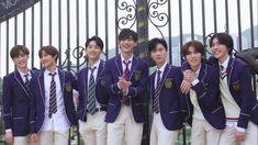 Grupo Nct, Yangyang Wayv, School Kit, Bae, Dream School, Lucas Nct, Jung Woo, Na Jaemin, School Photos