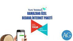 Türk Telekom 2017 Ramazan Ayına Özel Sahur'da 10 GB Bedava İnternet - http://www.aligultekin.com.tr/turk-telekom-2017-ramazan-ayina-ozel-sahurda-10-gb-bedava-internet