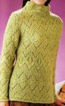 Sweater Fresh greens