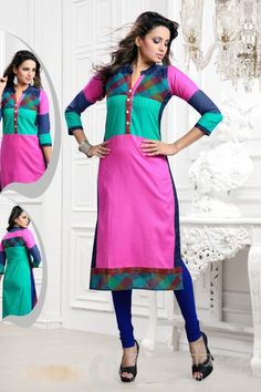 http://www.mangaldeep.co.in/latest-kurties/flattering-pink-ready-made-party-wear-kurti-5364 For further inquiry whatsapp or call at +919377222211