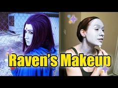 YouTube Raven Teen Titans Cosplay, Raven Cosplay, Teen Titans Go, Cosplay Makeup Tutorial, Raven Costume, Potty Training Books, Family Halloween Costumes, Couple Costumes, Letting Go Of Him