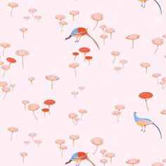 Lizzy House - The Lovely Hunt - Fairy Rings in Peach