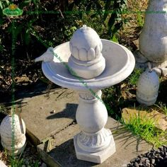 Madáritató kerti csobogó - Kerti-Áruda