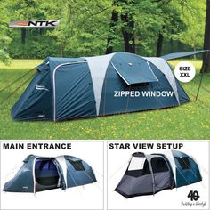 If you are a group of 20 individuals planning to host an outdoor event, go camping or hiking, then you should read this best 20 person tents. Family Tent, Family Camping, Tent Camping, Outdoor Camping, Outdoor Gear, Camping Gear, 20 Person Tent, Camping In England, Coleman Camping Stove