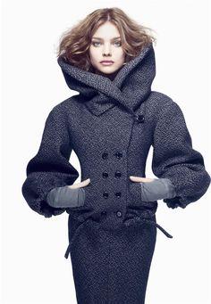 Natalia Vodianova by Craig Dean for Vogue Japan