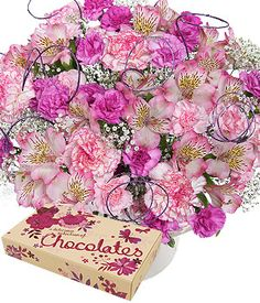 Mother's Day Flower Gifts: Order here free delivery and satisfied grantee www.shalimardesigns.com/