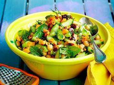 Möhren-Gurken-Salat Rezept   LECKER