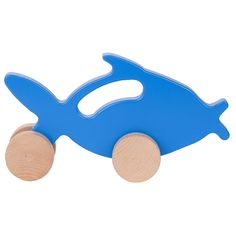Fish Wooden Toy by Manny + Simon - Spark Living - online boutique for unique home decor, gifts and accessories $32.00