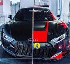 Twoface: Audi R8 (LMS). Foto: @audipicture__  #audi #r8lms #audisport #leagueofperformance #24hnürburgring #audideutschland by audi_de