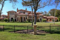 13,228 sq. ft. Mediterranean estate - Richmond, Texas