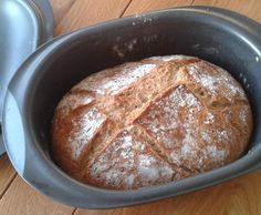 Rezept knuspriges Bürli-Brot im Bräter / Ultra von joinmaja - Rezept der Kategorie Brot & Brötchen