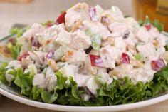 Salade de poulet irrésistible