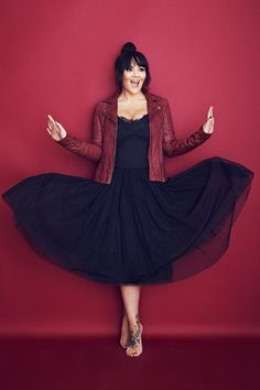 Martine McCutcheon is happier with her curves since becoming a mum #dailymail
