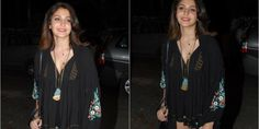 Anushka Sharma Stunning Stills at Hollywood Movie Gone Girl Special Screening