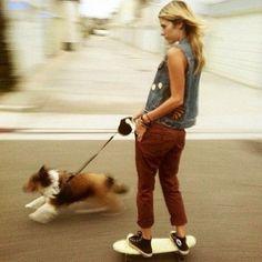 ME INTERESA MUCHO +: Las Chicas Skaters de los 70