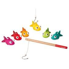 Fishy Fishing Game by Janod, Ages 2+ $19.99