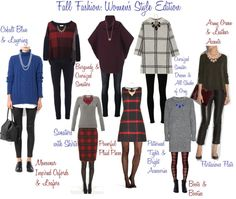 Fall Fashion: Women's Style Edition