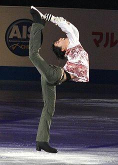 2009 Jr & Sr Grand Prix Final - © Robin
