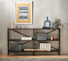$149 Fantastic Furniture Studio Lowline Bookcase