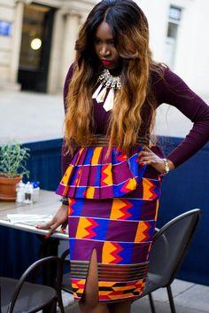 Ankara pencil skirt by L'AVIYE #Laviye #AnkaraSkirt #AnkaraPencilSkirt #Shortskirt #PencilSkirt #LaviyeGirls #AfricanFashion #AfricanPrints #AnkaraFashion #AfricanClothing #MidiSkirt #AnkaraMidiSkirt #SummerSkirt #SummerFashion #AfricanDress #AfricanSkirt #AfricanPrint #African #BlackGirlMagic #AfricanAmerican #Melanin #AfricanBeauties #NaturalHair #Natural #Girl #OOTD #Fashion