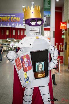 King Bender, Futurama.
