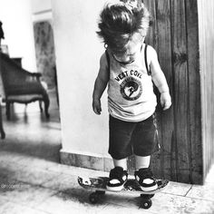little skater Awesome style