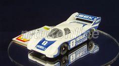 TOMICA 116 PORSCHE 956 | 1/66 | JAPAN | 116A-7 | ISEKI #1 Porsche, Japan, Car, Collection, Automobile, Japanese Dishes, Cars