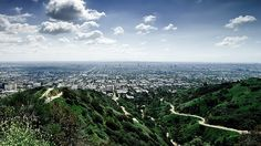 These LA-centric playlists were curated and trail-tested to accompany you on the best hikes in Los Angeles. Hikes In Los Angeles, Canyon Park, Hollywood Sign, Best Hikes, Nature Pictures, Top View, Airplane View, Travel Photography, Hiking