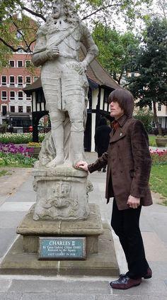 Lord John Regency jacket - Carnaby St. Worn by Peter Feely
