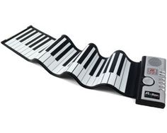 Rollup Electronic Keyboard/Piano. What a classic! Love it