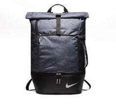 698810ece2 NIKE Golf 2018 New Duffel III Backpack Bag Black Sports Soccer Gym Hiking  GA0262