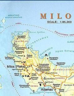 Milos Frum Milos Kimolos Pinterest Greek isles