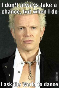 pics of billy idol - Google Search