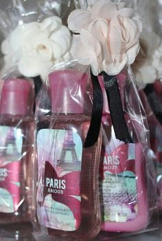 Bath and body works Paris Amour for gift bag