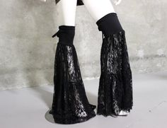 DIY over the knee boots | DIY Shoes | Pinterest | Leather The o