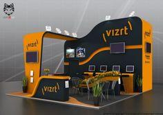 Exhibition Stands - Small Area by Ilya Pivovarov at Coroflot.com:
