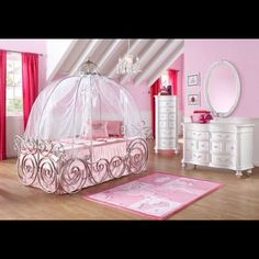 Bedroom - baby princess -Possibility Jessica and Jacob?