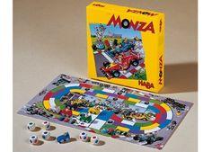 supersnel gezelschaps spel 'monza'
