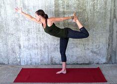 Dancer Pose   BeachbodyBlog.com