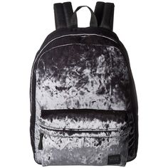 Vans Deana III Backpack (Grey) Backpack Bags ($30) ❤ liked on Polyvore featuring bags, backpacks, strap backpack, grey backpack, rucksack bag, strap bag and knapsack bag