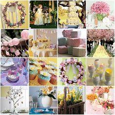 spring wedding ideas - Google Search