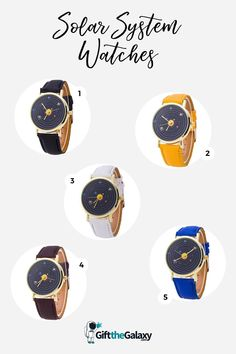 Carry the Solar System with you with our exclusive Solar System Watch collection! These are available in 5 different color bands and are super affordable! As always, we offer FREE shipping WORLDWIDE and a 10% coupon for signing up for our mailing list! Shop the best gifts in the galaxy >> GiftTheGalaxy.com! Solar System Watch, Space Jewelry, Space And Astronomy, Best Gifts, Coupon, Bands, Good Things, Free Shipping, Watches